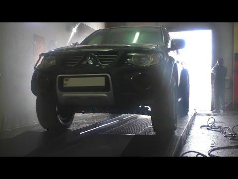 Коррозия: обрабатываем и защищаем Mitsubishi L200
