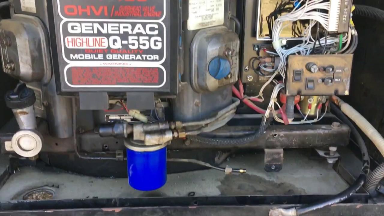 hight resolution of ep 53 generator problems runs dies runs dies