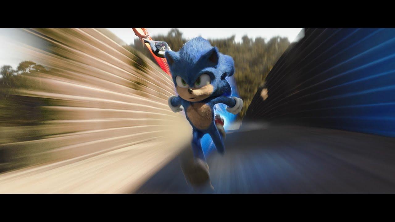 Sonic, a sündisznó - magyar nyelvű előzetes