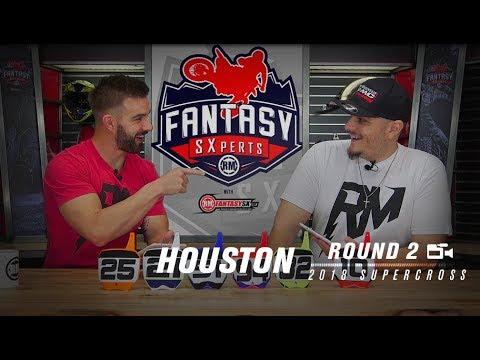 RMFantasy SXperts Round 2 | 2018 Houston Supercross
