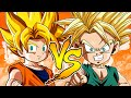 Download GOTEN VS. TRUNKS || SENSACIONALES BATALLAS DEL RAP || DRAGON BALL Z || MCPLAY Ft. AISER MP3 song and Music Video