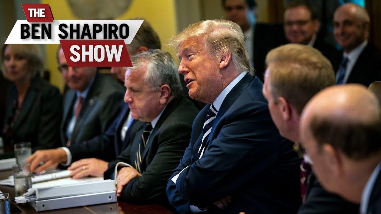 Ep. 535 - Trump Wrecks Obama's Legacy | The Ben Shapiro Show Ep. 535