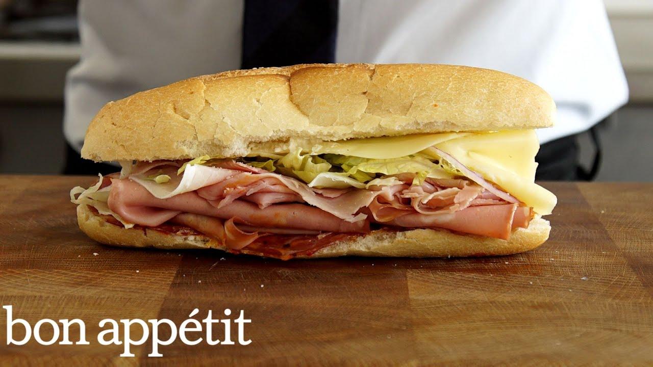 How to Assemble the Ultimate Delicious Sandwich | Bon Appétit