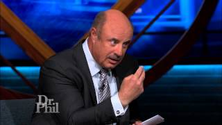 A Husband Insists That He Has Never Abused His Wife -- Dr. Phil