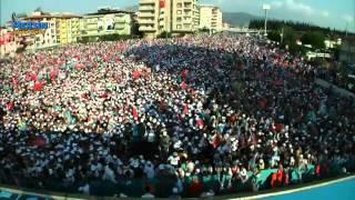 BAŞBAKAN RECEP TAYYİP ERDOĞAN HATAY MİTİNGİ 20.07.2014