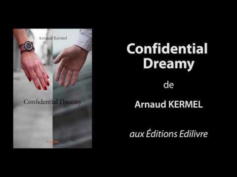 Bande-annonce de «Confidential Dreamy» aux Éditions Edilivre