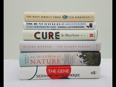 Brian Cox Presents - Science Book Prize 2016