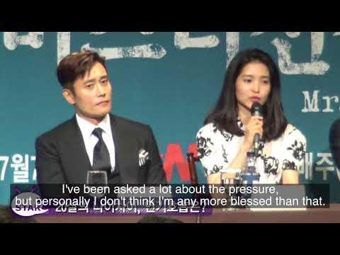 ENGsub 'Mr.Sunshine' Lee Byunghun❤️Kim Taeri talk about their chemistry