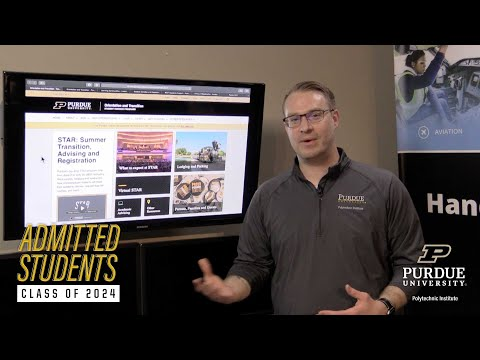 Admitted Students, Class Of 2024 – Purdue Polytechnic