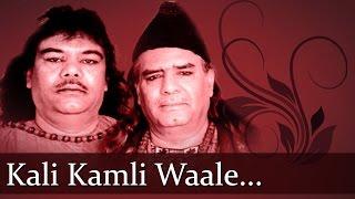 Kali Kamaliya Wale by Ahmed Sabri | Sabri Brothers | Musical Maestros