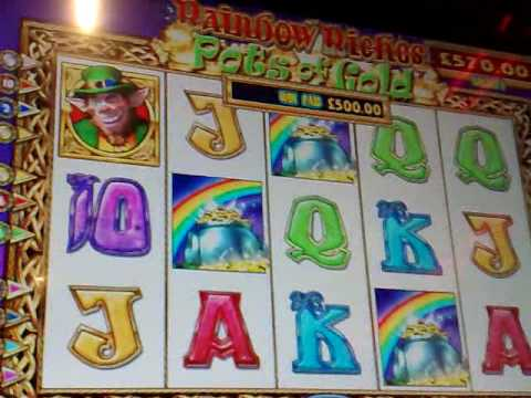 rainbow riches jackpot