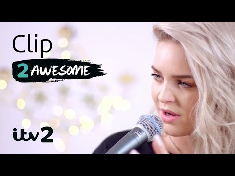 Anne-Marie - Ciao Adios   Acoustic Performance   ITV2