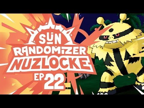 TEAM SKULL IS BRINGING THE POWER! - Pokémon Sun Randomizer Nuzlocke w/ Supra! Episode #22