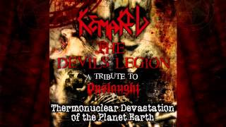 Kemakil (UK) - Thermonuclear Devastation of the Planet Earth
