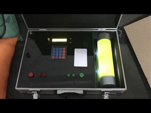 Airsoft - Fake Bomb - Arduino