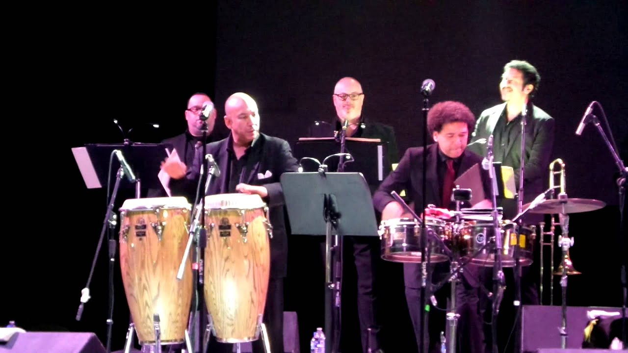 Spanish Harlem Orchestra - Across 110th Street Featuring Ruben Blades