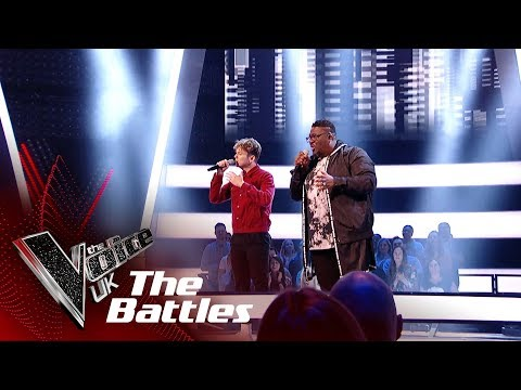 Roger Samuels VS Jimmy Balito - 'Let It Be' | The Battles | The Voice UK 2019