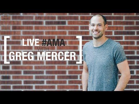 Greg Mercer Live #AMA I Fulfillment by Amazon & Sourcing