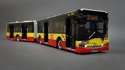 LEGO RC Solaris Urbino 18 Articulated Bus