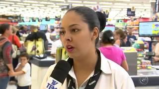 20161220 Venda em supermercados aumenta e donos ampliam negócios em Sorocaba Bruno Rugine G1 TEM Not