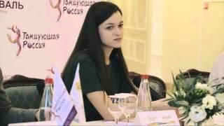 Лида Промыслова, куратор. Танцующая Россия 2016. Ижевск