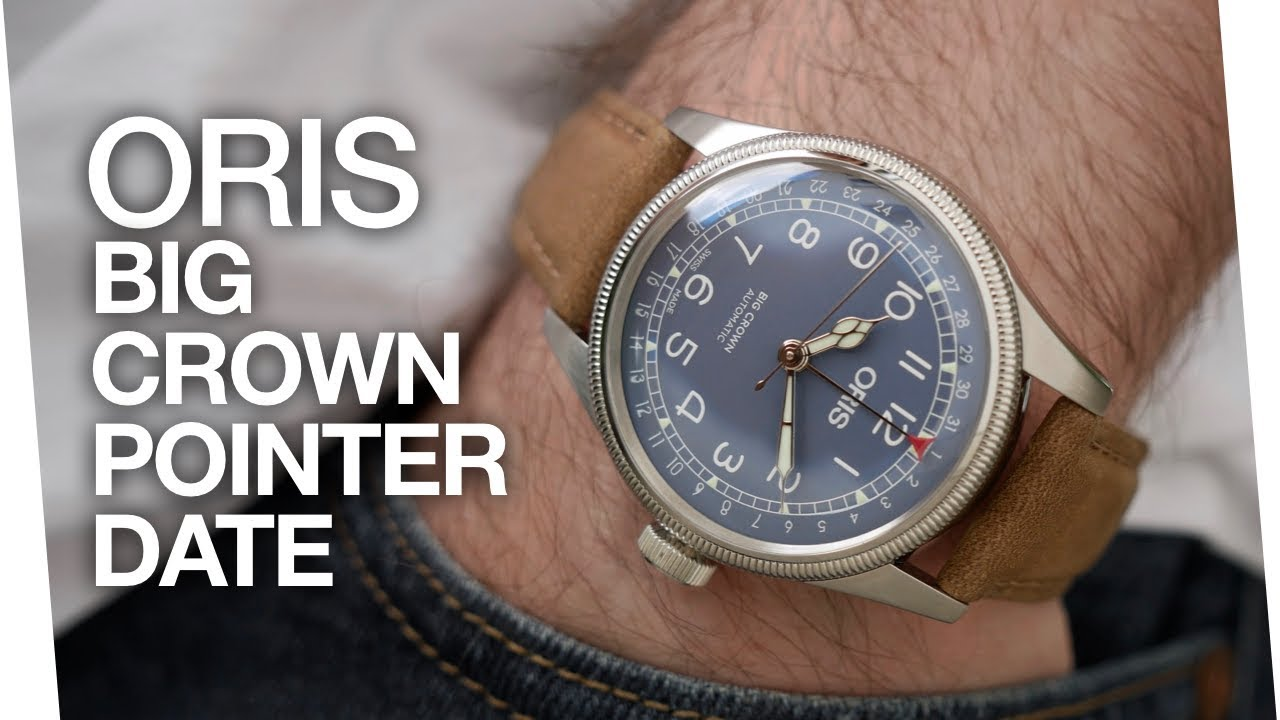 808a5fbc518 This watch has really grown on me! - Oris Big Crown Pointer Date ...