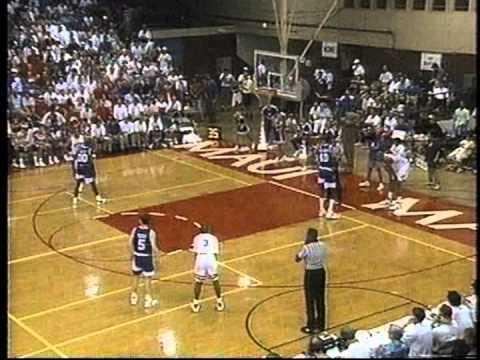 12/23/1993 Maui Invitational Final:  #5 Kentucky Wildcats vs.  #13 Arizona Wildcats