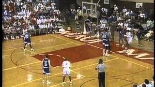 12/23/1993 Maui Invitational Final:  #5 Kentucky Wildcats vs.  #13 Arizona Wildcats