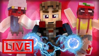 Minecraft FAIRY TAIL ORIGINS LIVE #26.5 (Modded Minecraft Roleplay)