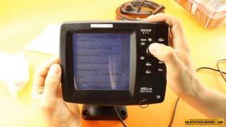 Видео обзор эхолота Humminbird 581i HD DI Combo