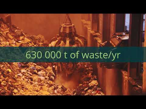 Waste to Energy: Inside the SYSAV Plant in Malmo, Sweden