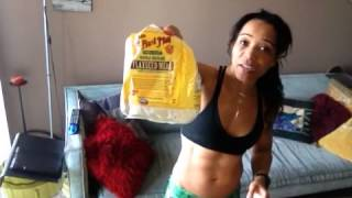 COCONUT FLOUR, FLAX MEAL, STEVIA ON THE KETOGENIC DIET