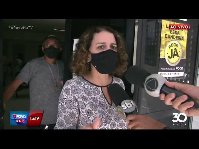 Duas pessoas são baleadas na avenida Josefa Taveira, em Mangabeira - O Povo na TV