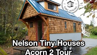 Nelson Tiny Houses Acorn 2 Tour