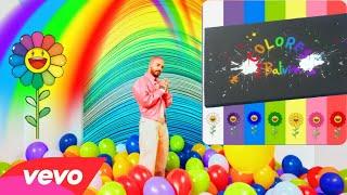 J Balvin Colores - Album Completo