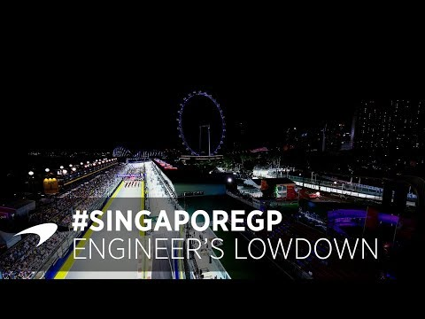 Engineer's Lowdown with Tom Stallard   Singapore GP