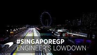 Engineer's Lowdown with Tom Stallard | Singapore GP