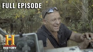 The Return of Shelby the Swamp Man: King of the Swamp (S1, E3) | Full Episode | History