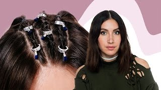 Silver Cuff Braidhawk with Jen Atkin | ipsy Mane Event