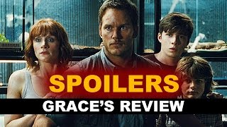 Jurassic World Movie Review - SPOILERS - Beyond The Trailer