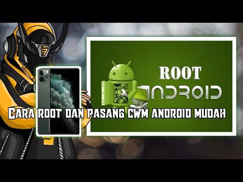 cara root advan s4a dan pasang cwm