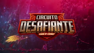 Opening Trailer - Circuito desafiante 2019 League of Legends Brazil