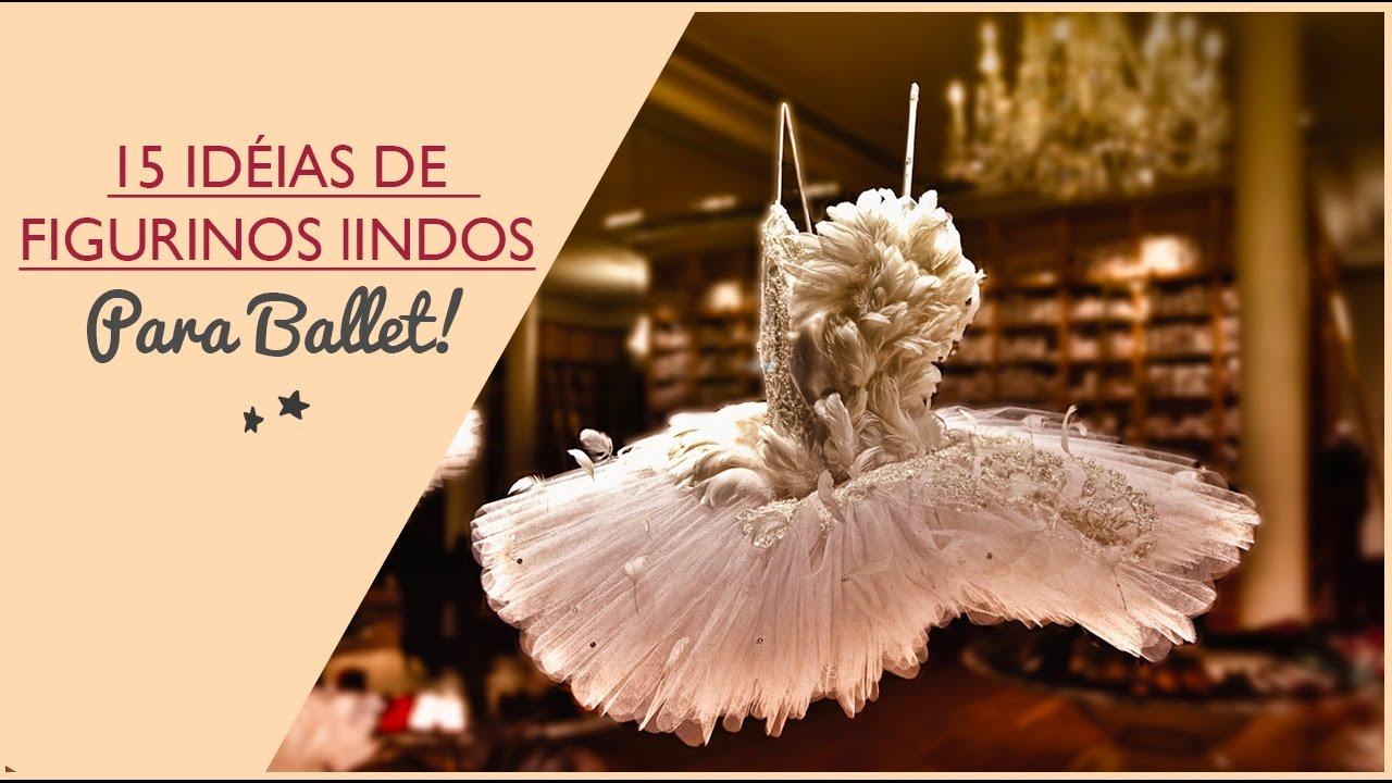 fb571437f1 Top 15 ideias de figurinos para Ballet Clássico - YouTube