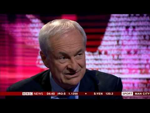 Paul Gambaccini talks to Hardtalk about Operation Yewtree