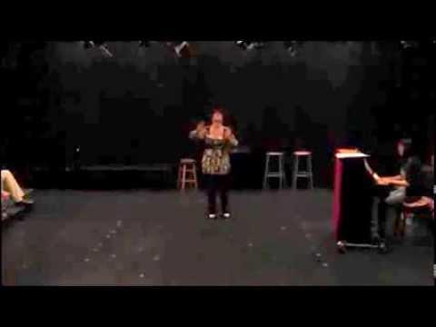 Girl in 14 G  - UCSD 2012 Undergrad Cabaret