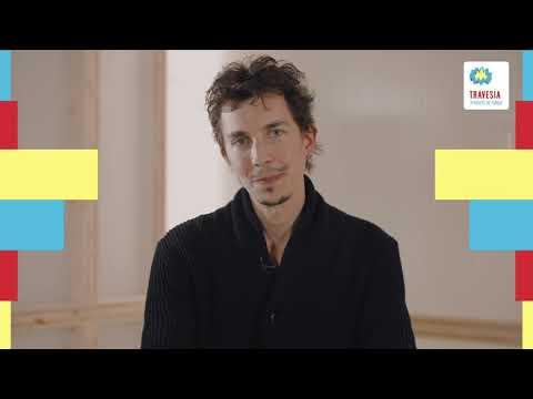 [HACKATHON] ITW - Stéphane Fillion artiste de la Compagnie Lapsus