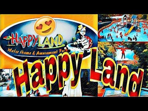 Water theme & amusement park, Trivandrum|Happy land