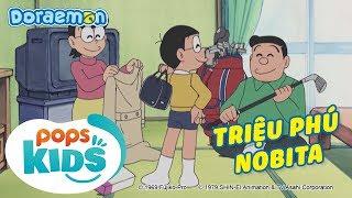 [S7] Doraemon Tập 352 - Trượt Nào Cả Thầy Giáo Cũng Trượt, Triệu Phú Nobita - Hoạt Hình Tiếng Việt