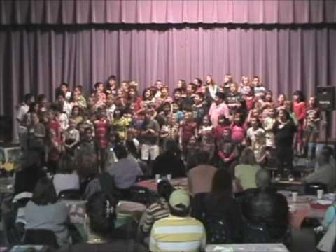 """One Big Family"" - West Sedona Elementary School Students"