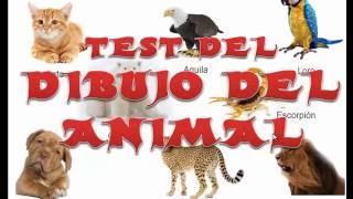 TEST DEL ANIMAL , DIBUJO DEL ANIMAL , PRUEBA PSICOMETRICA REVELADA